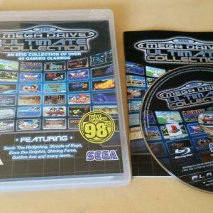 Sega Mega Drive Ultimate Collection για PS3