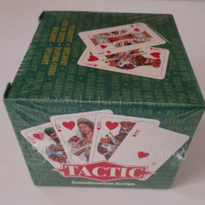 12 playing cards classics