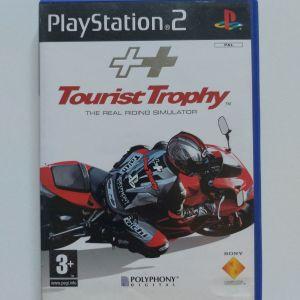 Tourist Trophy PS2 (ΠΟΛΥ ΚΑΛΗ ΚΑΤΑΣΤΑΣΗ)