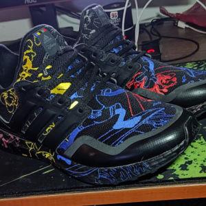 "Adidas ultra boost limited edition ""Disney"" No41 &  1/3"