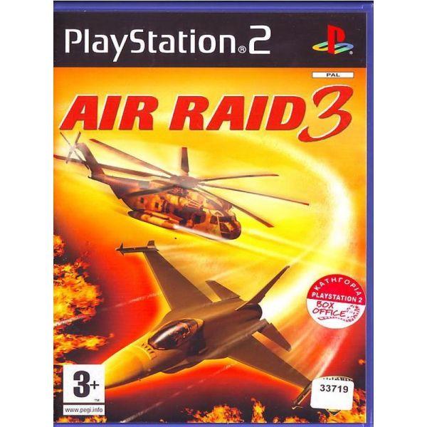 AIR RAID 3 - PS2