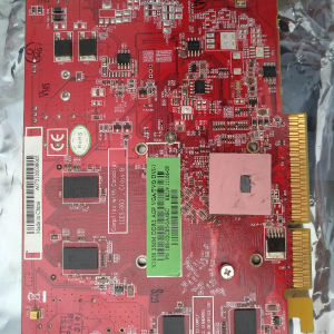 ATI RADEON SAPPHIRE X1650 256MB DDR2 AGP VGA GRAPHIC CARD