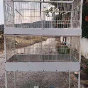 Κλούβα πουλιών μεγάλη 100x47x155cm