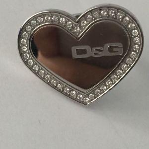D&G δαχτυλίδι  με στας