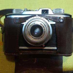 φωτογραφική μηχανή σε άριστη κατάσταση