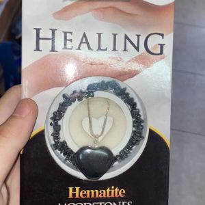κολιέ και βραχιολι healing