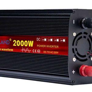 Inverters καθαρου ημιτονου 1100W εως 2500W