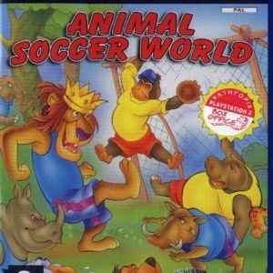 ANIMAL SOCCER WORLD - PS2