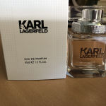 ολοκαίνουρια κολωνια γυναικεία karl lagerfeld 45ml