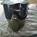 Paintball μάσκα παραλλαγή