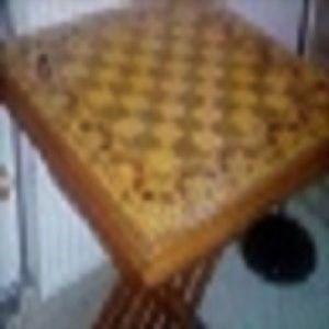 Συλλεκτικο κομματι ταβλι-σκακι