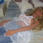 Ερωτική Κούκλα σιλικόνης Sex doll