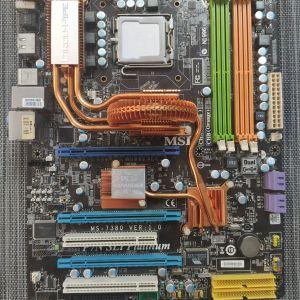 Μητρική Socket 775 MSI (MS 7380) P7N SLI Platinum