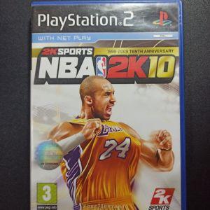 NBA 2K10 *PS2*