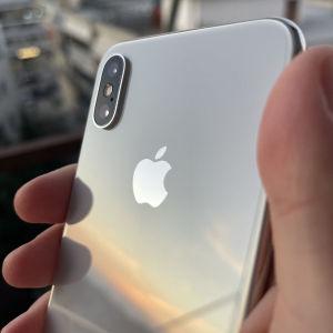 iPhone X 64gb silver σαν καινούργιο