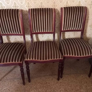 5 καρέκλες σαλονιού
