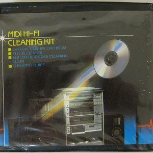 MIDI HI-FI CLEANING KIT
