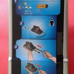 Φωτογραφικη μηχανη.Polaroid Joycam Instant film Camera 500