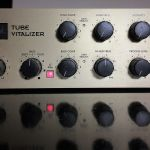 Aναλογικός  επεξεργαστής ήχου λυχνίας SPL Tube Vitalizer
