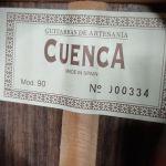Ισπανική Κλασική Κιθάρα Cuenca (Καινούρια)