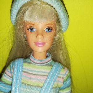 Barbie Fashion Cool Blue Doll