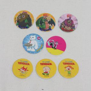 Τάπες Τερατάκια - Yu Gi Oh - Digimon - Looney Tunes