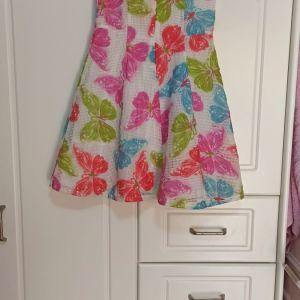Φόρεμα καλοκαιρινό για κορίτσι 7 ετων