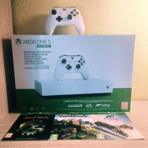 Xbox one 1TB (26 games)