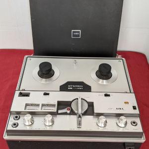 AIWA Stereo TP-1012! Έτος 1972.