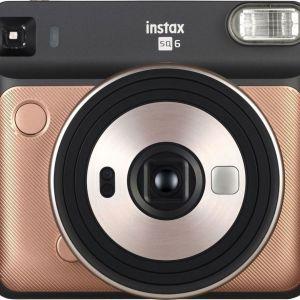 Fujifilm Instax Square SQ6 ολοκαινουργια χωρις καμια απολυτως φθορα εχει χρησιμοποιηθει μονο μια φορα, απο τα φιλτρα λειπει το κοκκινο