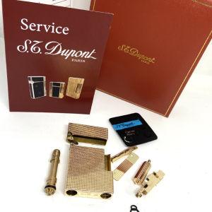 Service Αναπτήρων St.Dupont και Cartier