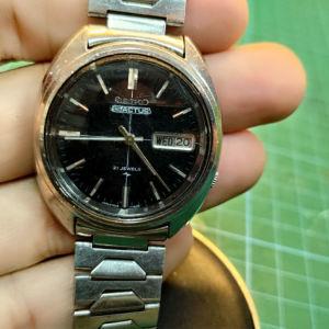 Seiko 5 actus αυτόματο ανδρικό ρολόι
