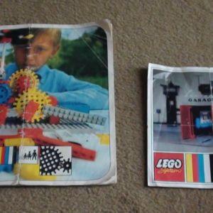 Κατάλογοι Lego , δεκαετίας '60