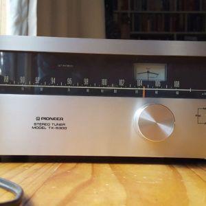 ΑΝΑΛΟΓΙΚΟ ΡΑΔΙΟΦΩΝΟ PIONEER TX-5300 VINTAGE