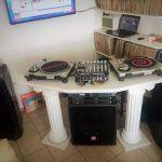 Επαγγελματικός Μίκτης 5κάναλος DJ Mixer Numark 5000FX