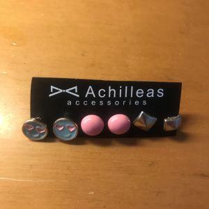 Σκουλαρίκια από Achilleas