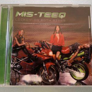 Mis-Teeq - Lickin' on both sides cd album