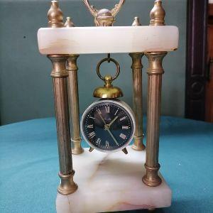 Ρολόι αλαβαστρο παλιο