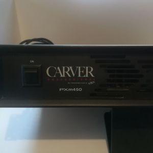 Επαγγελματικός Τελικός Ενισχυτής CARVER PXm450