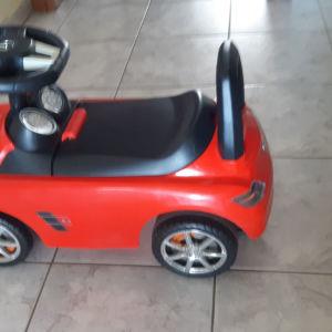 Παιδικό αυτοκίνητο ποδοκίνητο Mercedes Benz.