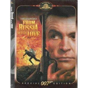 3 DVD / ΤΑΙΝΙΕΣ  007 / ΣΩΝ ΚΟΝΕΡΥ  / ORIGINAL DVD