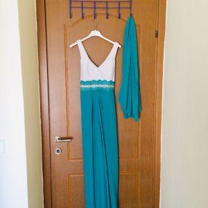 Φόρεμα δεξιώσεις μακρύ για γυναίκα.