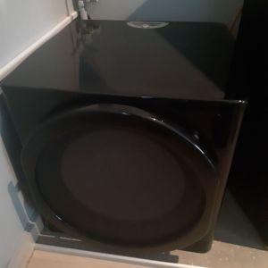 """Monitor Audio Subwoofer 15"""" 1000w Platinum Piano black"""