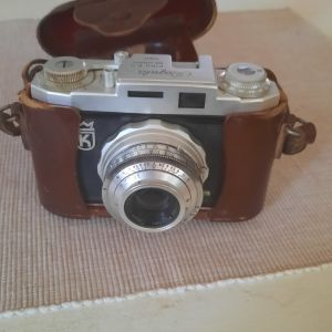 Φωτογραφικη μηχανη αντικα