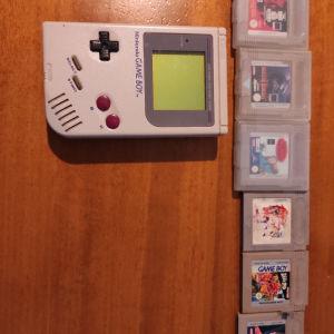 Nintendo Game Boy κλασσικό & Παιχνίδια