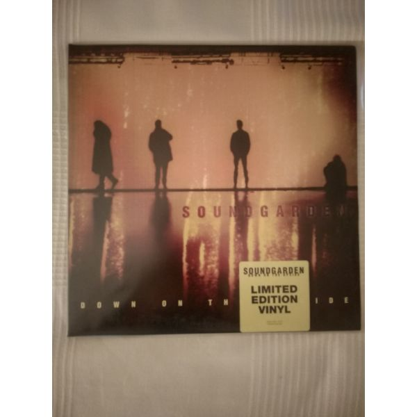 LP Soundgarden Down on the upside vinilio