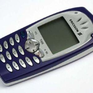 κινητό τηλέφωνο sony ericsson T65