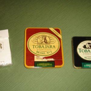 Συλλεκτικά μεταλλικά κουτιά TOBAJARA + vintage πακέτο GR Lights