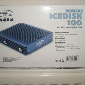 ΤΡΕΙΣ ΘΗΚΕΣ ΨΥΞΗΣ HDD DeepCool IceDisk 100 ΚΑΙΝΟΥΡΙΕΣ