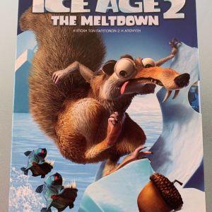 Ice age 2 the meltdown αυθεντικό dvd